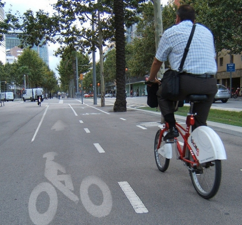 The Smew: Vancouver Adds Bike Lanes Within All Existing Bike Lanes