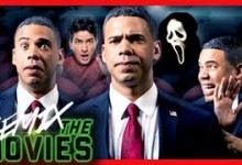Sketch: Scary Movie REMIX: Obama Withdraws Support