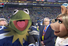 Mashup: Shermit the Frog Post-Game Interview