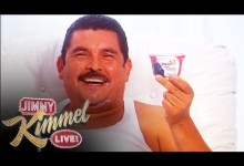Sketch: Guillermo Yoplait Commercial