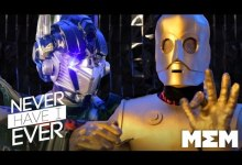 Webseries: Never Have I Ever: Robots (Ep. 2)