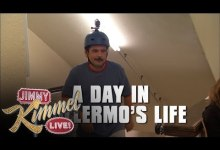 Sketch: A Day in Guillermo's Life