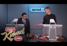 Commercial: HP Sprout with Guillermo
