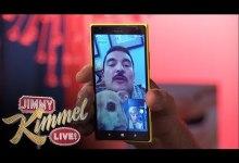 Sketch: Yehya Helps Guillermo Run Errands via Skype