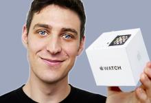 Sketch: Leaked Apple Watch