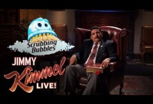 Commercial: Scrubbing Bubbles Mystery Theater