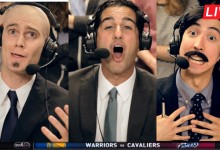 Sketch: Every NBA Pregame Analysis