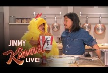 Cooking Demo: Guillermo and Edward Lee