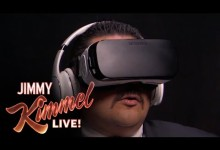 Prank: Guillermo's Virtual Reality Becomes Real