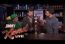 Bit: Jimmy Learns to Pour Guinness